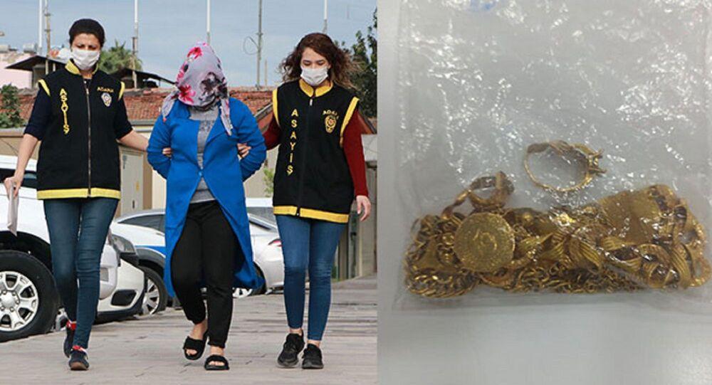 Adana - gasp - altın