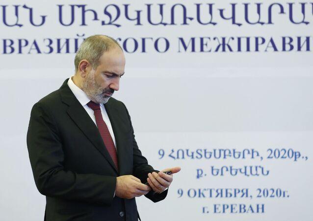Nikol Paşinyan