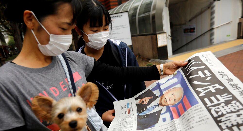 ABD seçimleri - Joe Biden - Japonya