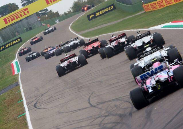 Formula 1, Emilia Romagna Grand Prix, İtalya