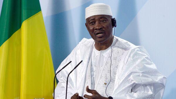 Eski Mali Devleti Başkanı Amadou Toumani Toure hayatını kaybetti  - Sputnik Türkiye