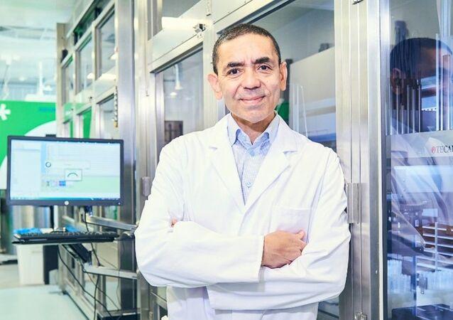 Prof. Dr. Uğur Şahin