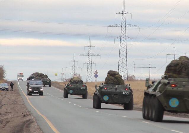 Rusya - Karabağ  - Barış Gücü