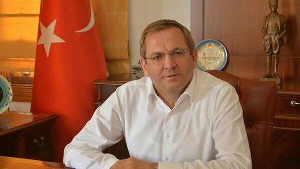 Ayvalık ilçesinin Belediye Başkanı Mesut Ergin - Sputnik Türkiye