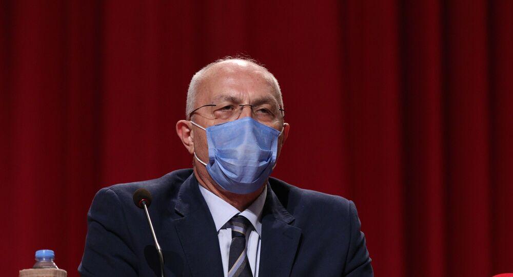 Sağlık Bakanlığı Koronavirüs Bilim Kurulu Üyesi Prof. Dr. Serhat Ünal