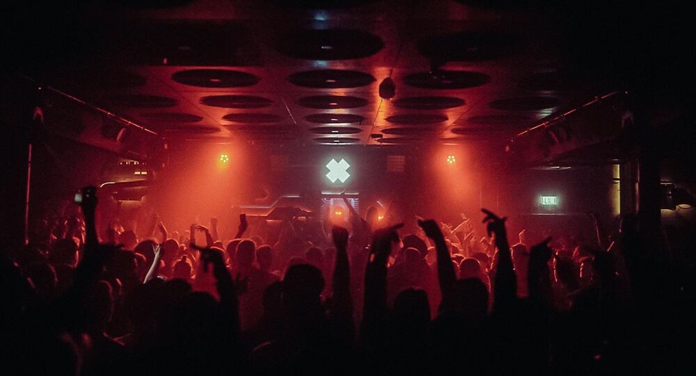 Almanya, Köln, Bootshaus gece kulübü