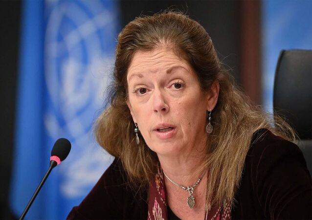 Birleşmiş Milletler Libya Özel Temsilcisi Stephanie Williams