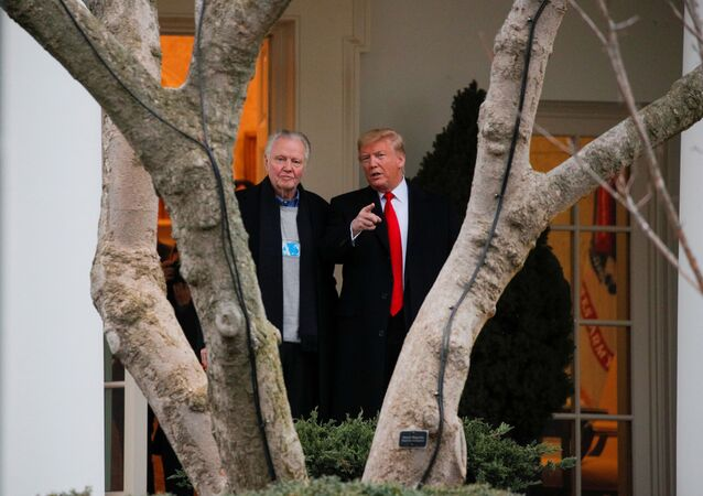 Donald Trump - Jon Voight