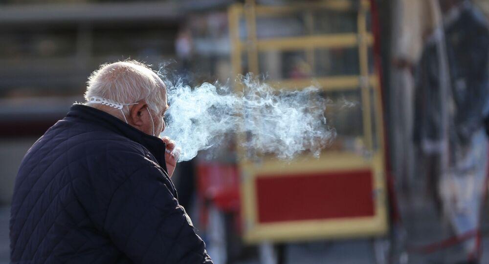 İstanbul sigara yasağı