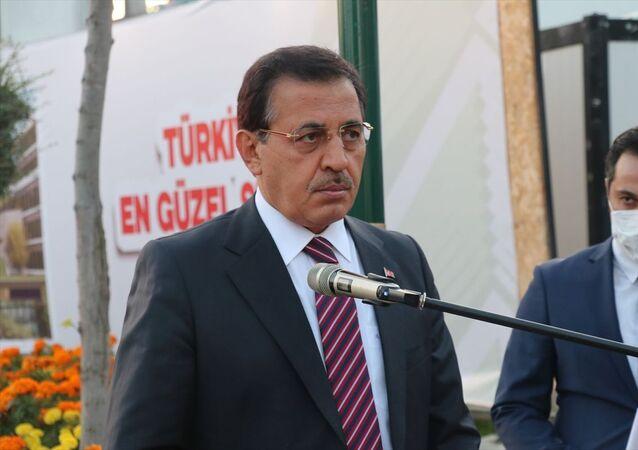 Bolu Valisi Ahmet Ümit