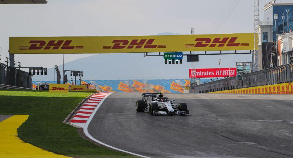 Formula 1 -Türkiye