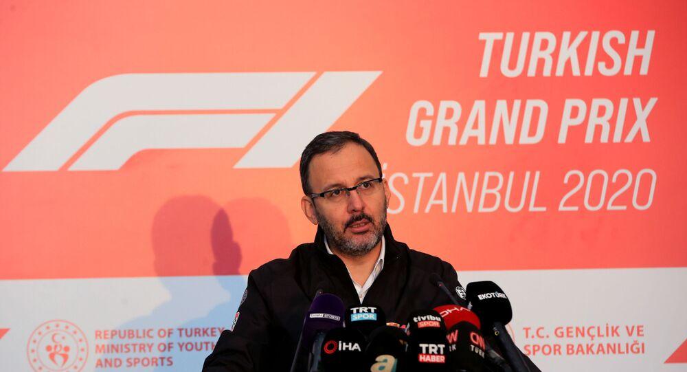 Mehmet MuharremKasapoğlu