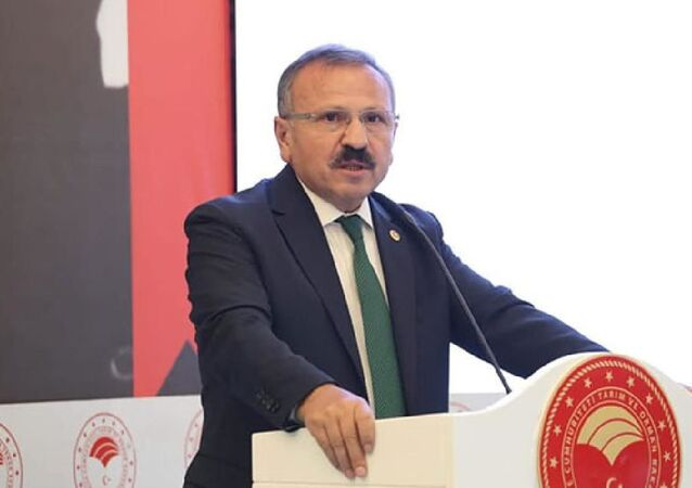 AK Parti Tokat Milletvekili Yusuf Beyazıt