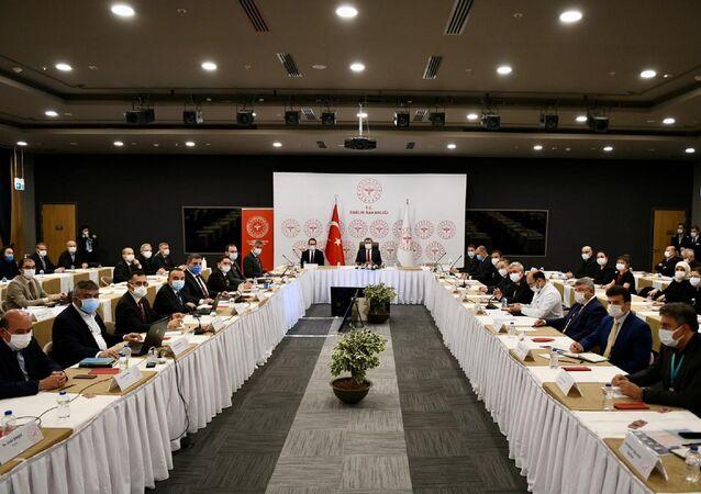 İstanbul'da son durum toplantısı