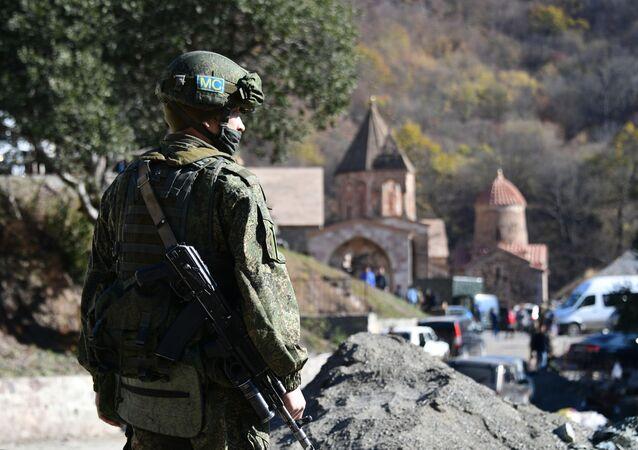 Azerbaycan, Ermenistan, Rusya, Dağlık Karabağ