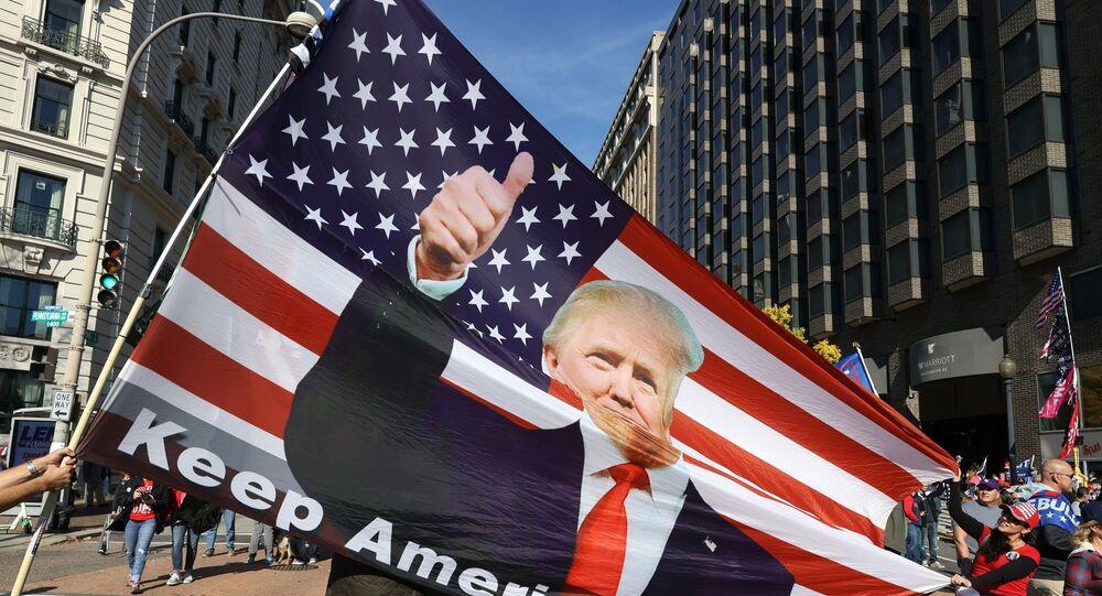 ABD - Donald Trump  - Trump destekçileri