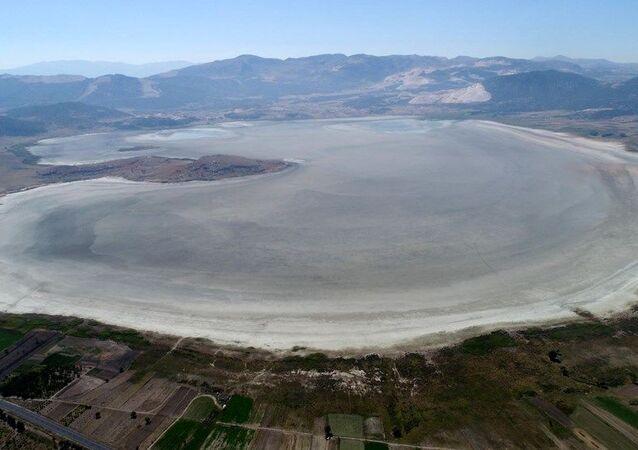 Türkiye'de Son 60 yılda 70'e yakın doğal göl kurudu