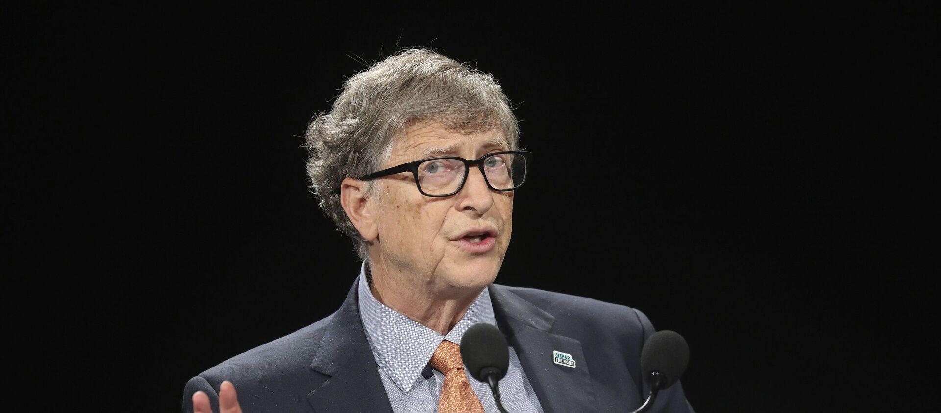 Bill Gates - Sputnik Türkiye, 1920, 24.04.2021
