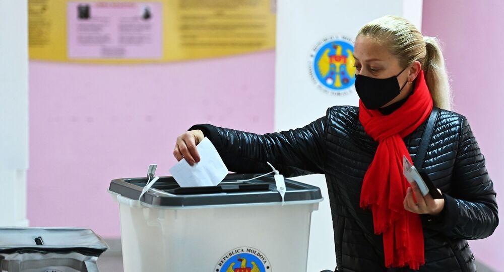 Moldova'da seçim