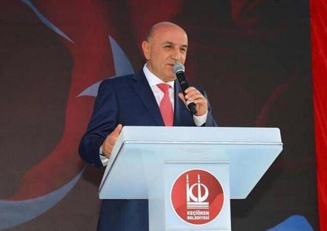 Keçiören Belediye Başkanı Turgut Altınok