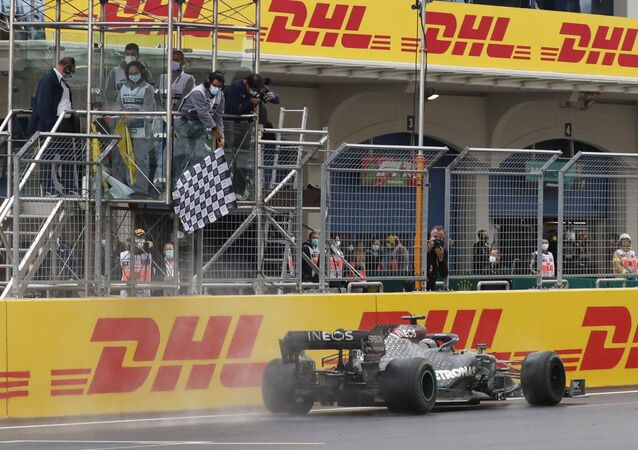 Lewis Hamilton- İstanbul Grand Prix'si