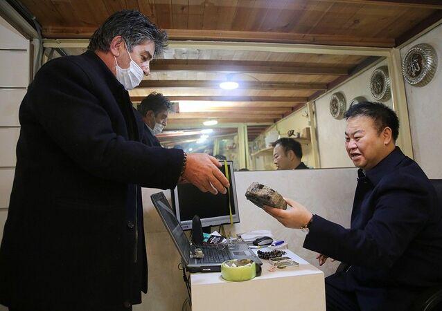 Çinli takı tasarım firması Huoruo Sanayi Grubu, kehribar, Bayburt