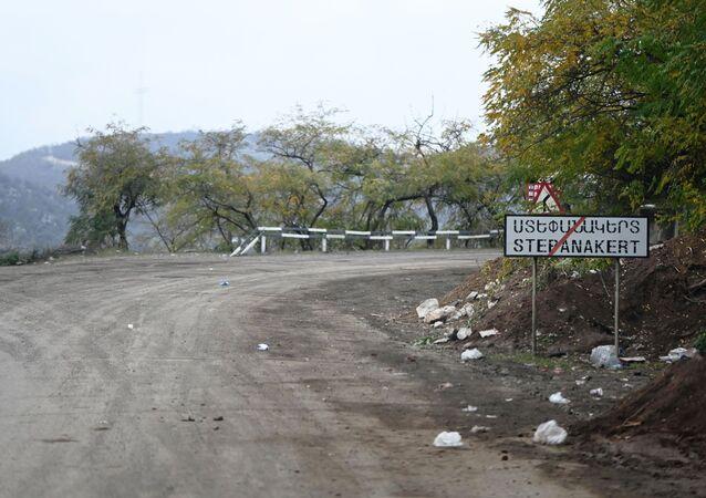 Stepanakert çıkışı