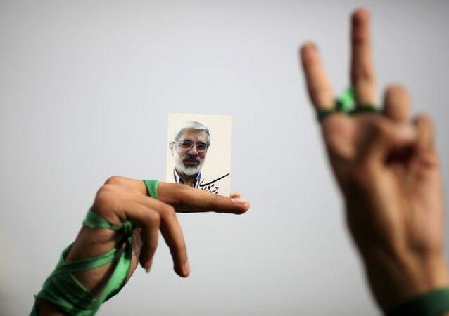 İran'da ev hapsinde tutulan muhalif 'Yeşil Hareket' lideri Mir Hüseyin Musevi