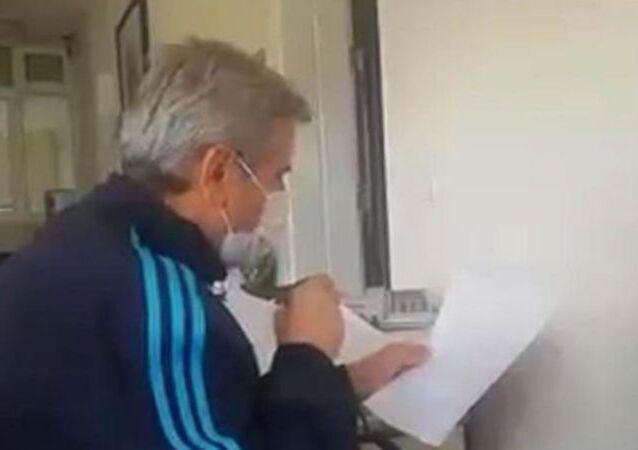 Denizli'de AK Partili Acıpayam Belediye BaşkanıHulisi Şevkan