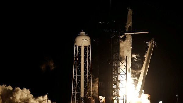 NASA, SpaceX - Sputnik Türkiye