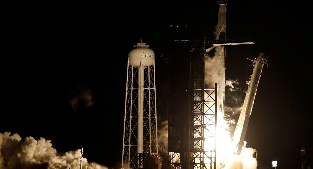 NASA, SpaceX