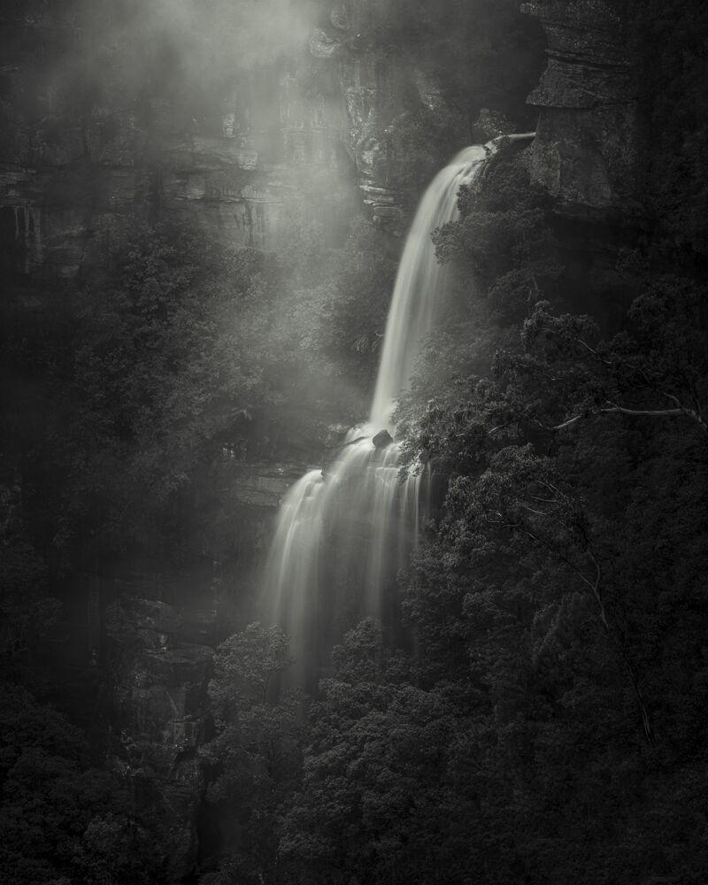 Yarışmanın Karanlık ve Hüzünlü kategorisinde birinci seçilen Avustralyalı fotoğrafçı Grant Galbraith'ın Avustralya'daki Morton Milli Parkı'nda çektiği kare