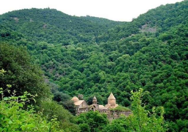 Dağlık Karabağ, Kelbecer, Dadivank Manastırı