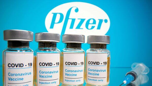 Pfizer koronavirüs aşısı - Sputnik Türkiye