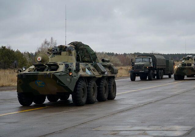Dağlık Karabağ - Rusya Barış Gücü