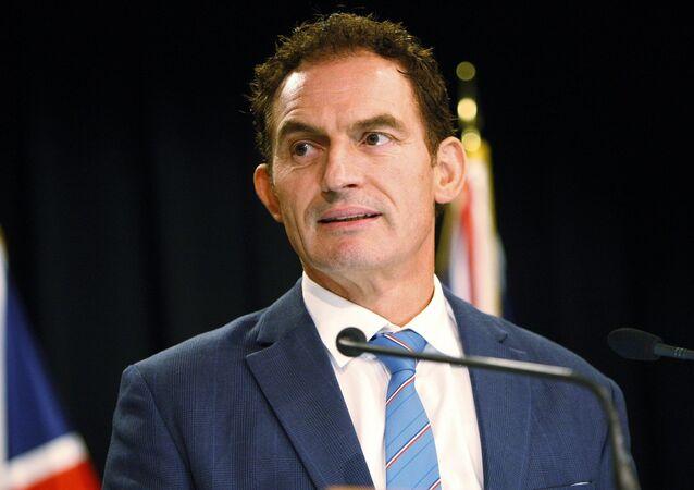 Yeni Zelanda Turizm Bakanı Stuart Nash