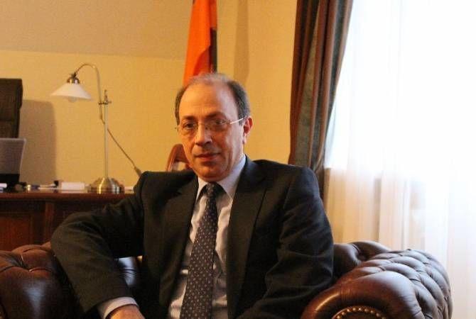 Ermenistan Dışişleri Bakanı Ara Ayvazyan