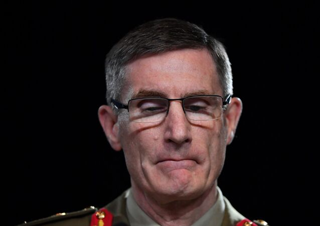 Avustralya Genelkurmay Başkanı General Angus Campbell