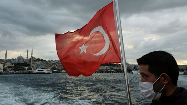 İstanbul koronavirüs Türkiye - Sputnik Türkiye