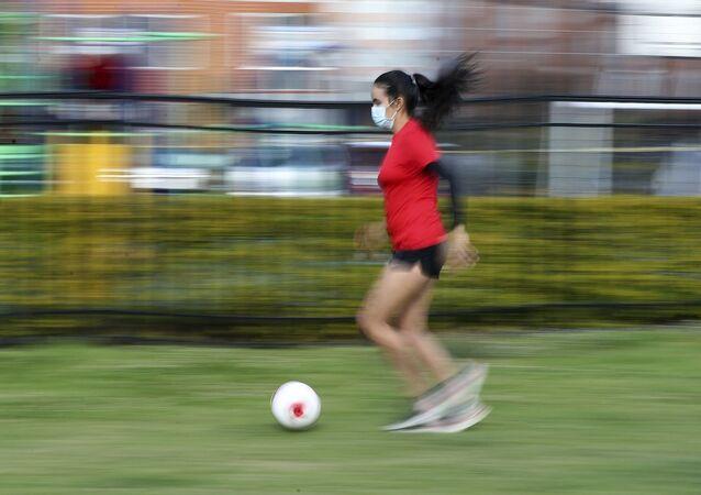 futbol - kadın -Mar-a Alejandra Peraza