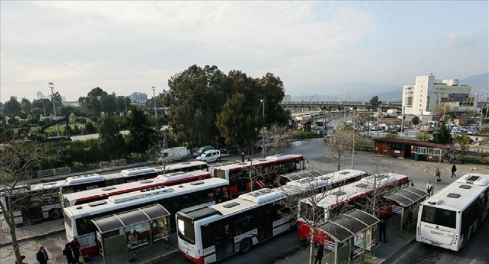 İzmir toplu taşıma