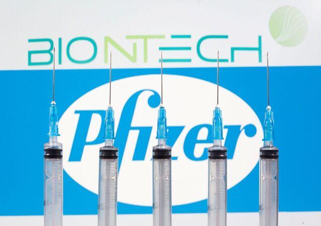 Aşı - Biontech ve Pfizer