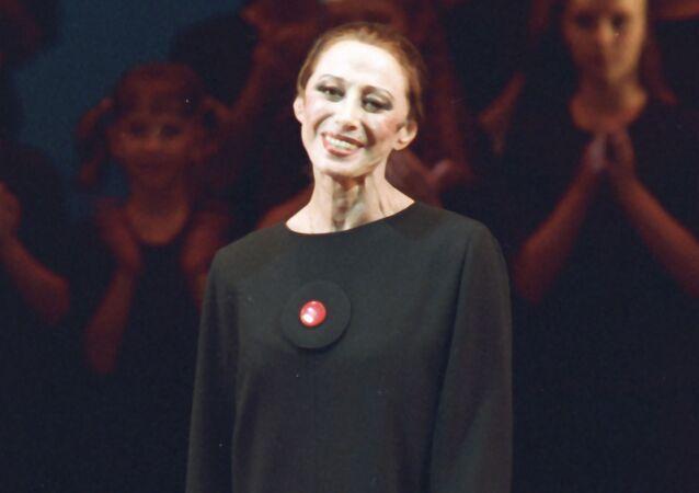 Efsane balerin Maya Plisetskaya, 95 yıl önce bugün dünyaya geldi