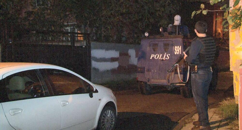 İstanbul'da IŞİD'e yönelik operasyon gerçekleştirildi