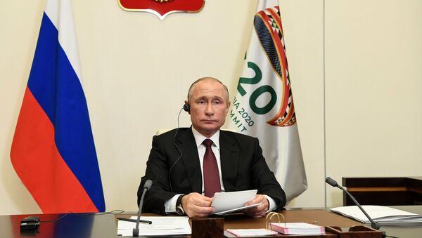 Putin, G20 - Sputnik Türkiye