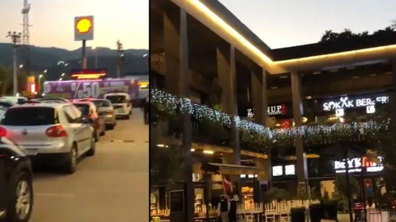 İçişleri Bakanlığı'nın yeni tip Koronavirüs (Covid-19) tedbirleri kapsamında restoran ve kafeler paket servis ile al - götür şeklinde hizmet vermeye başladı. Bursa'da ise bir restoranın AKP'li üst düzey isimleri ağırladığı ileri sürüldü.