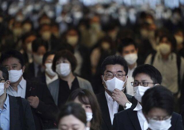Japonya'da koronavirüs