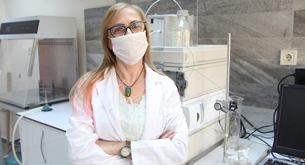 Çukurova Üniversitesi (ÇÜ) Ziraat Fakültesi Gıda Mühendisliği Bölümü Öğretim Üyesi Prof. Dr. Işıl Var