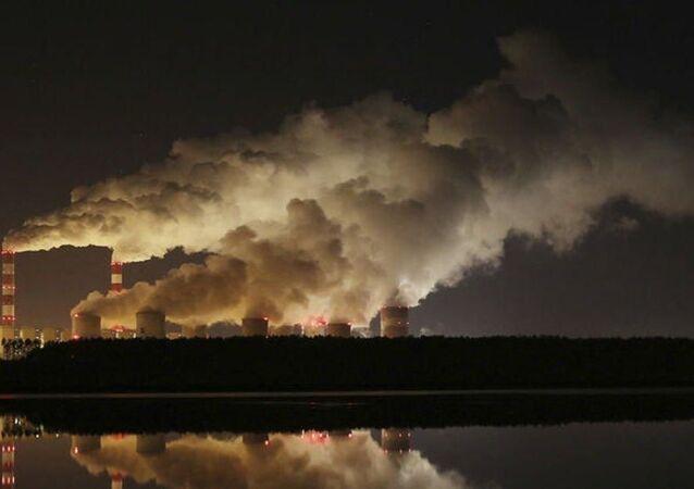 karbondioksit, hava kirliliği, iklim krizi