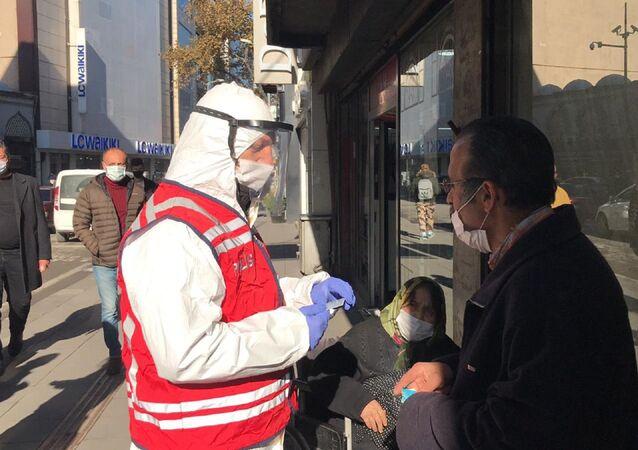 Zonguldak'ta yaşayan Mehmet Karakaya ile polis